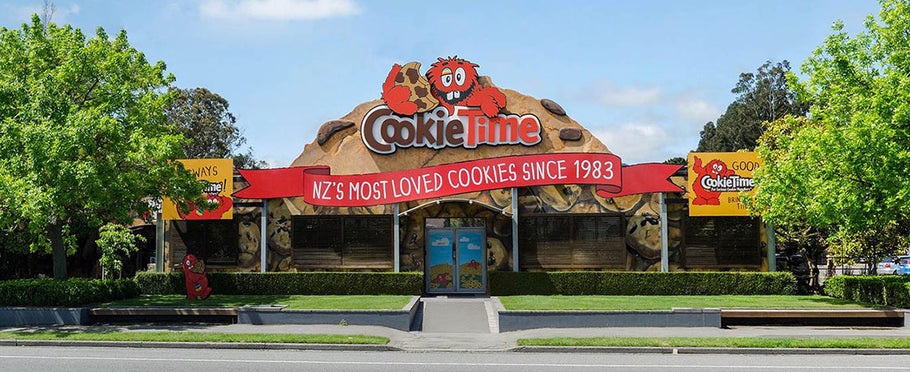 🚨📣 Featured Brand in the August Box : Cookie Time New Zealand 🍪🍪🍪