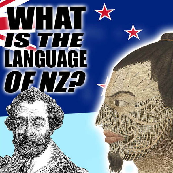 What is the New Zealand Language?