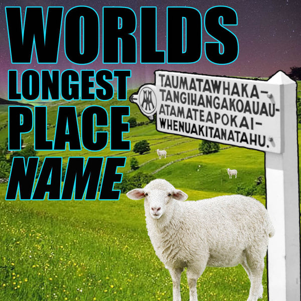 New Zealand Home To The Longest Place Name In The World