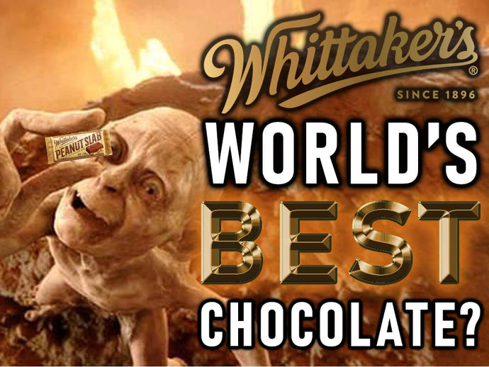 Is Whittaker's Chocolate New Zealand The Best Chocolate?