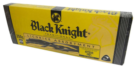 Buy Black Knight Licorice New Zealand Online