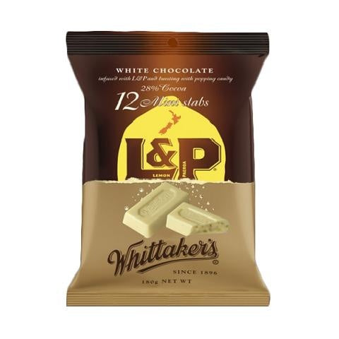 L&P Whittakers Mini Slab Chocolate
