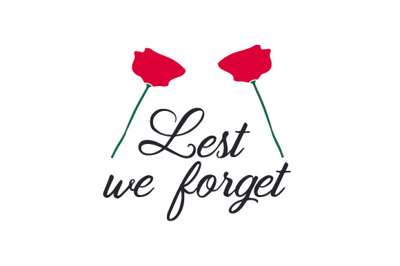 What Lest We Forget Means Anzac Day History