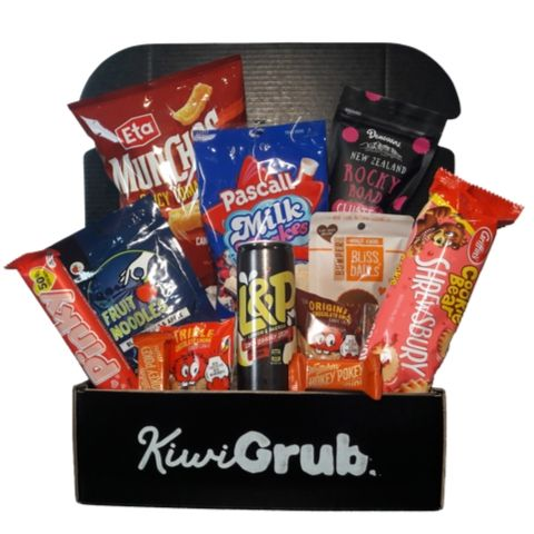Snack Box Subscription NZ