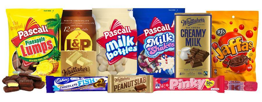 Buy New Zealand Candy Online Worldwide Shipping