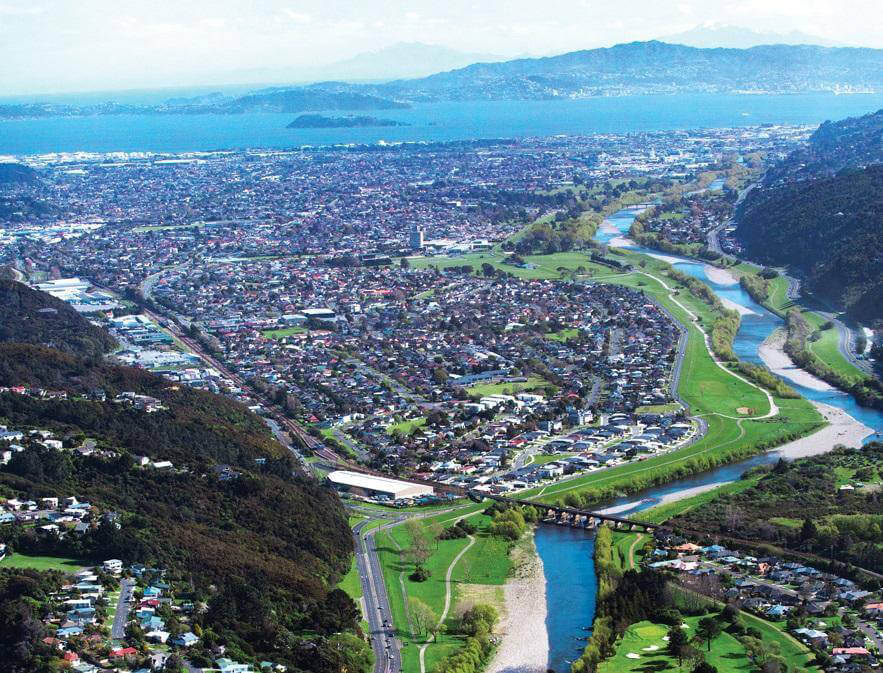 Lower Hutt New Zealand