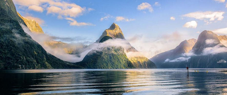 Milford Sound Scenery