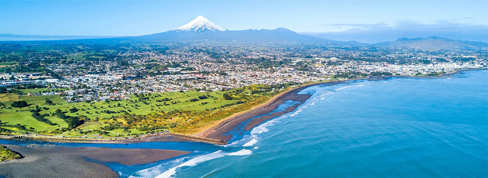 New Plymouth New Zealand