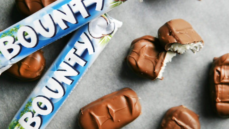 DIY New Zealand Chocolate Bounty Bar Recipe