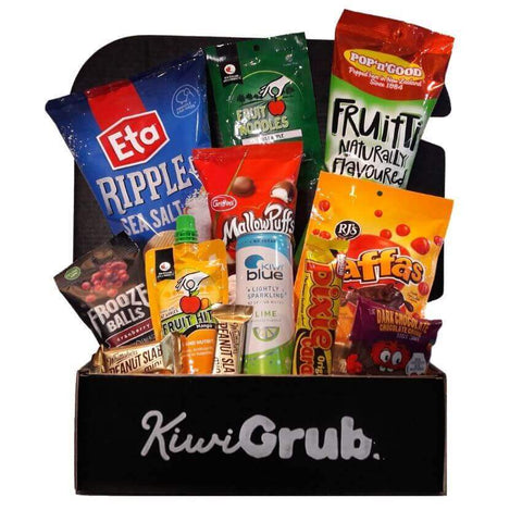Snack Box Subscription Service NZ