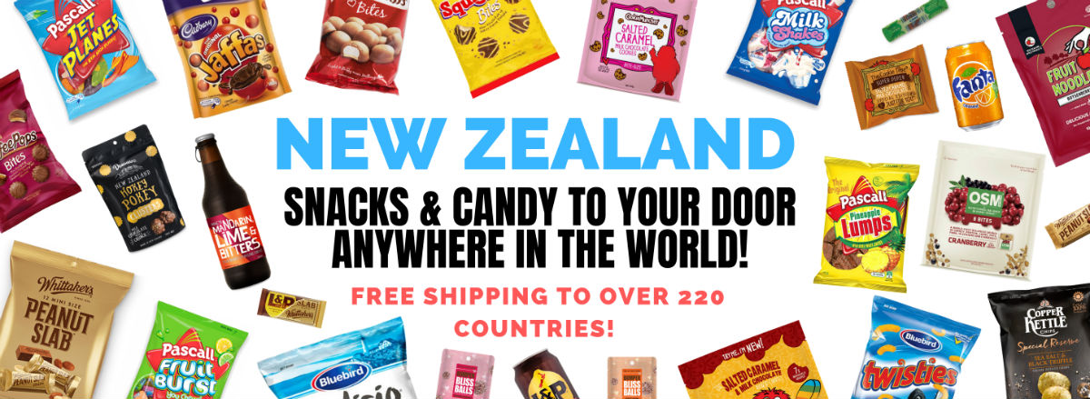Snacks From Around the World NZ