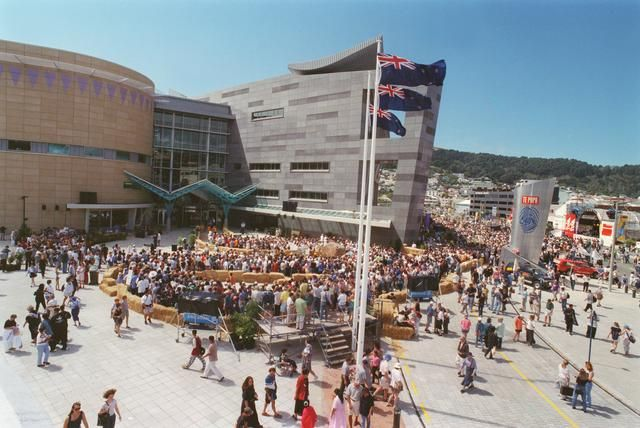 Te Papa Museum of New Zealand