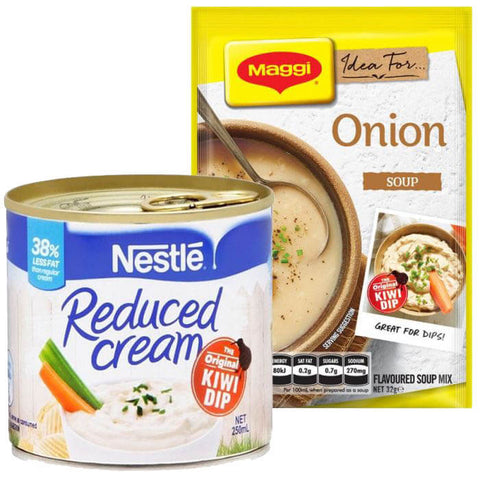 Original Maggi Onion Dip Recipe New Zealand