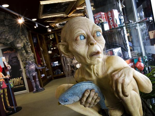 Weta Workshop Tour Wellington