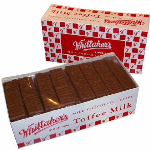 Whittaker's Toffee Milk Chocolate Sticks (ORIGINAL)