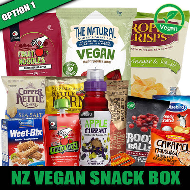 NZ Vegan Boxes