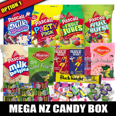 Mega NZ Candy Box (75pcs)