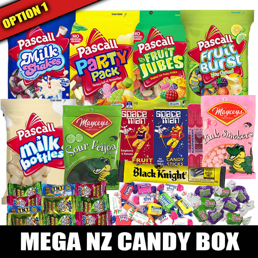 Mega NZ Candy Box (43pcs)