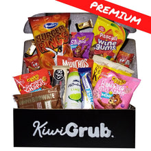 Load image into Gallery viewer, Premium-June-KiwiGrub-Snack-Box-Subscription-(2020)