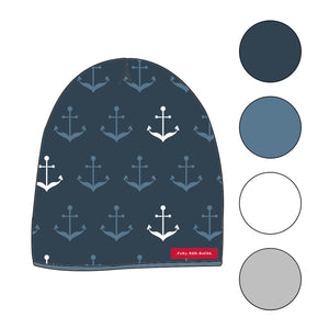 Life at Sea - Beanies - FoXy RED RoCkS