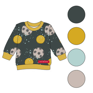 My Sun Moon And Stars - sweatshirts - FoXy RED RoCkS