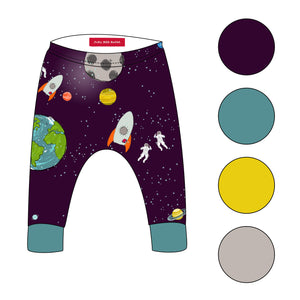 Fly Me To The Moon - Leggings - FoXy RED RoCkS