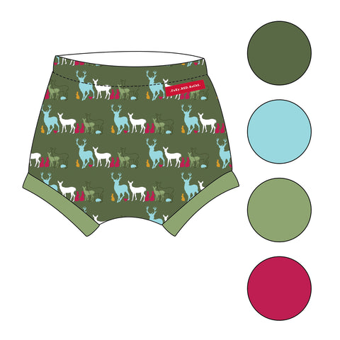 Wild And Free - Shorts - FoXy RED RoCkS