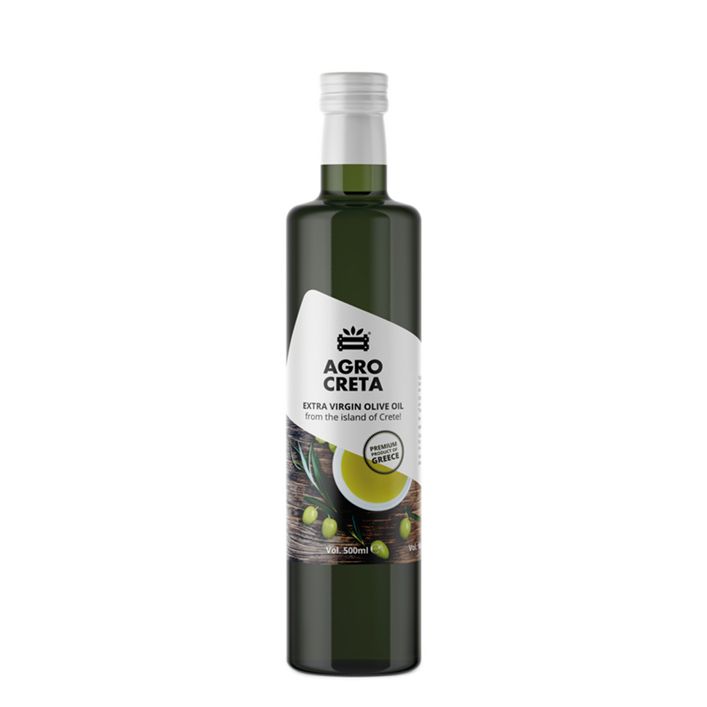 AGROCRETA Extra Virgin Olive Oil - FarmOrganica