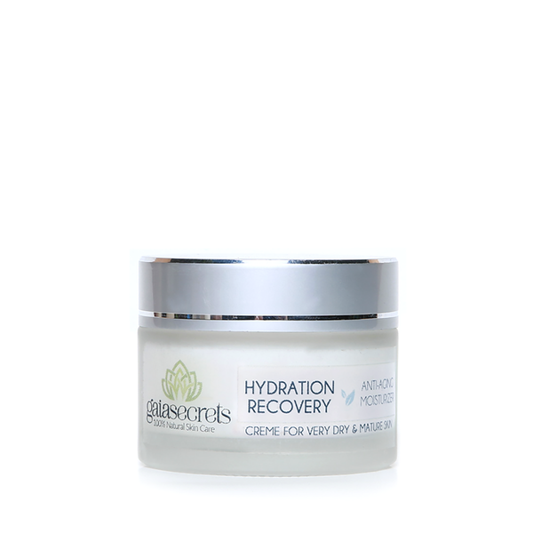 Gaia Secrets Hydration Recovery Anti-Aging Moisturizing Creme for Very Dry Skin - FarmOrganica