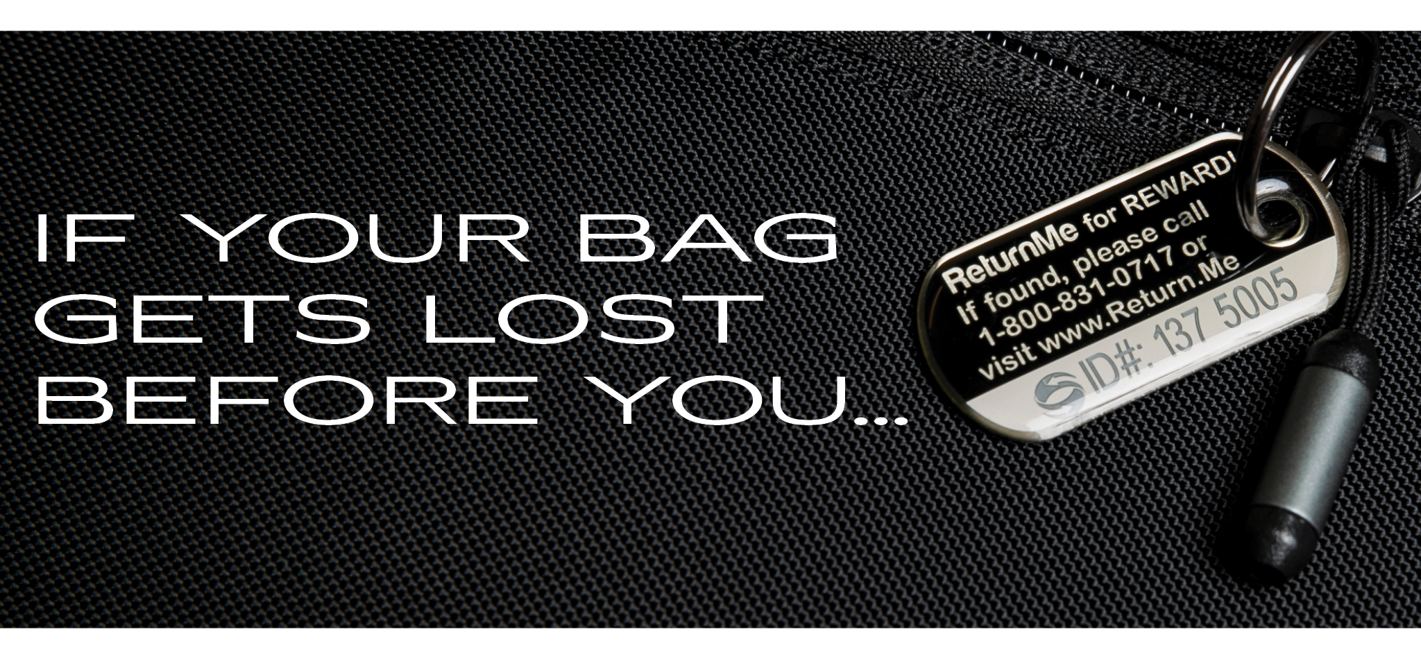 If your bag gets lost