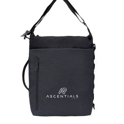 Ascentials Pro bags, convertible bag, men backpack, men tote, men briefcase, outdoor bags