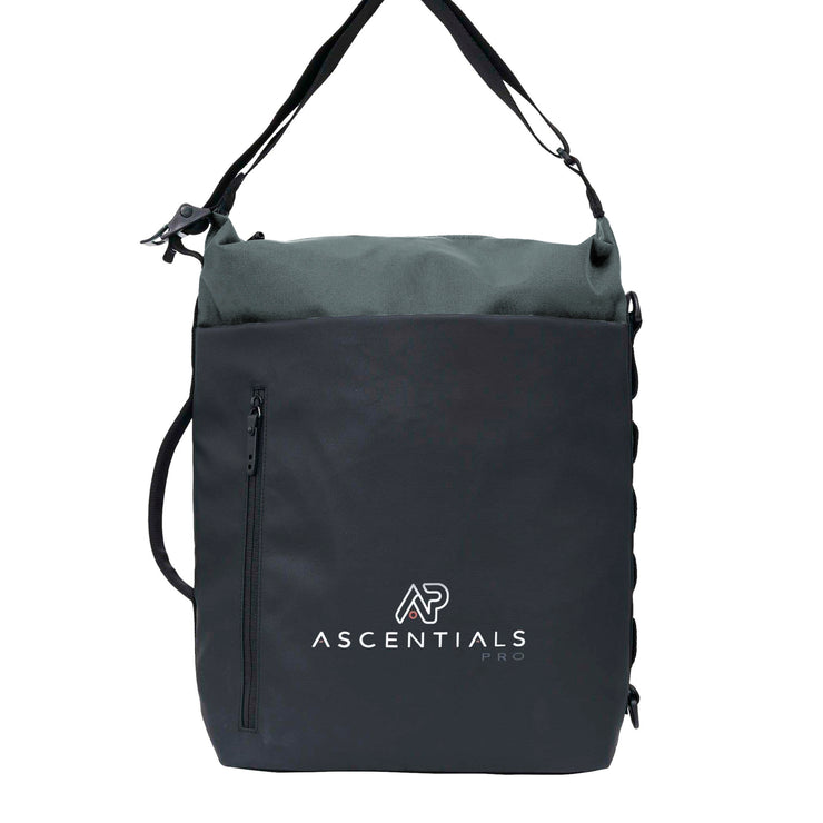 Ascentials Pro bags, convertible bags, men backpack, men tote, men briefcase, outdoor bags