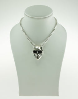 Open Skull Necklace