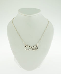 Nola Infinity Necklace