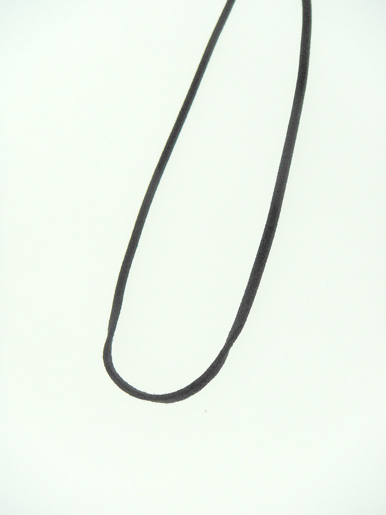 Suede Cord with Extension