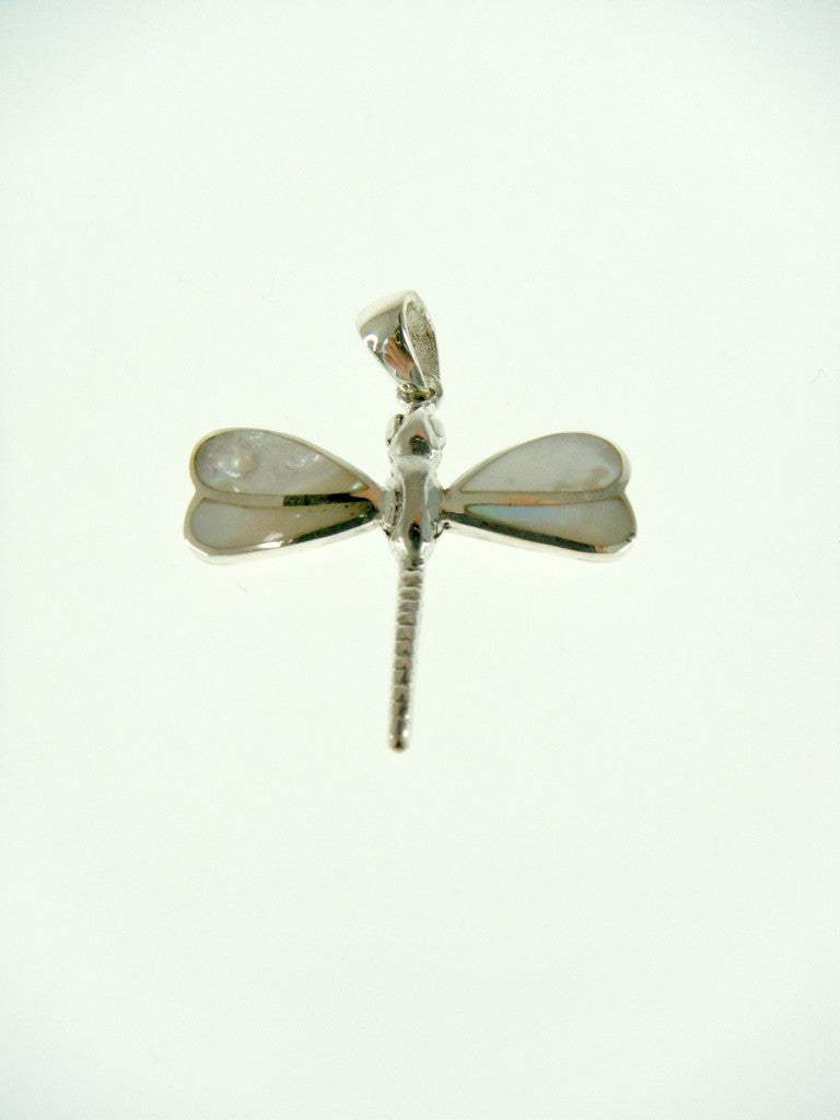Mother of Pearl Dragonfly