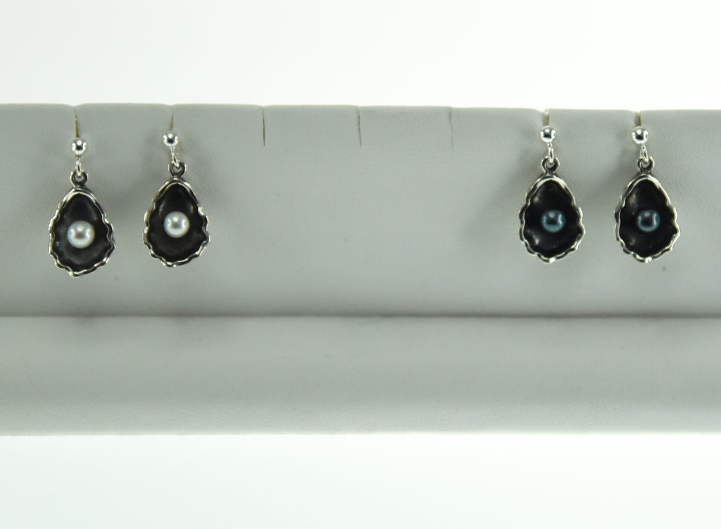 Oyster Pearl Earrings