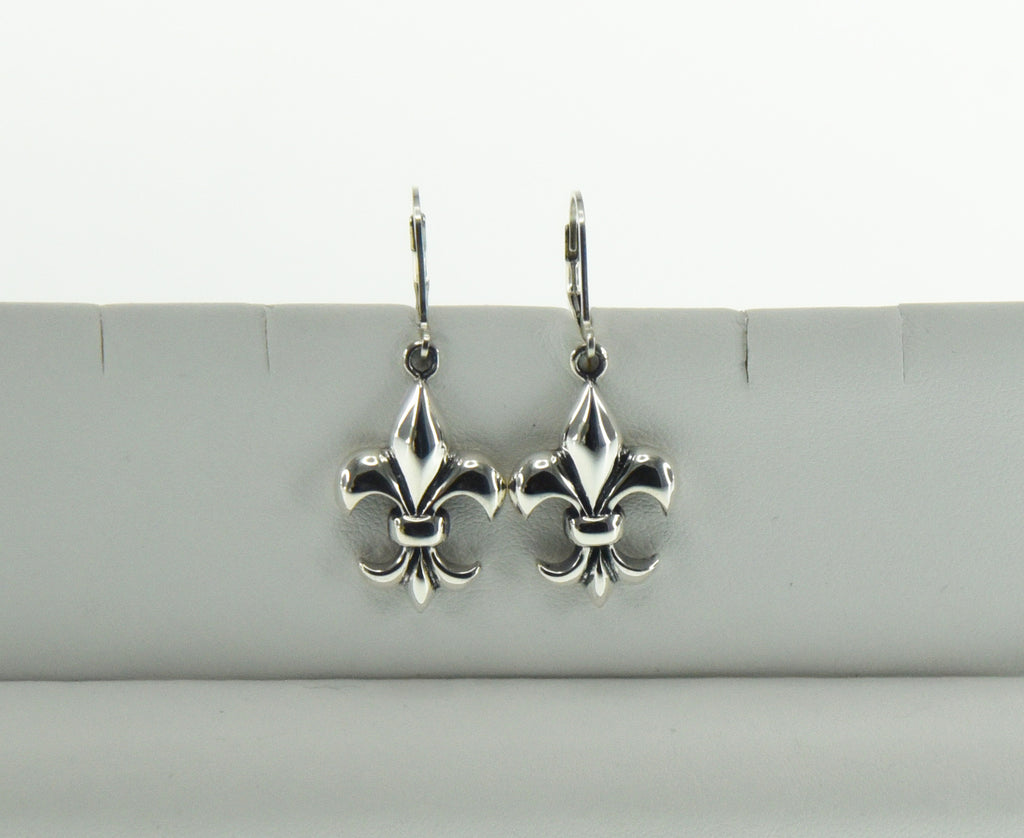 TP Fleur De Lis Earrings