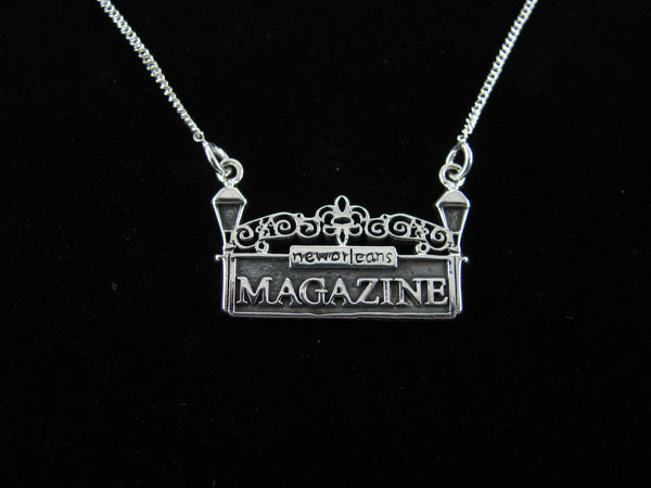 Magazine St. Necklace
