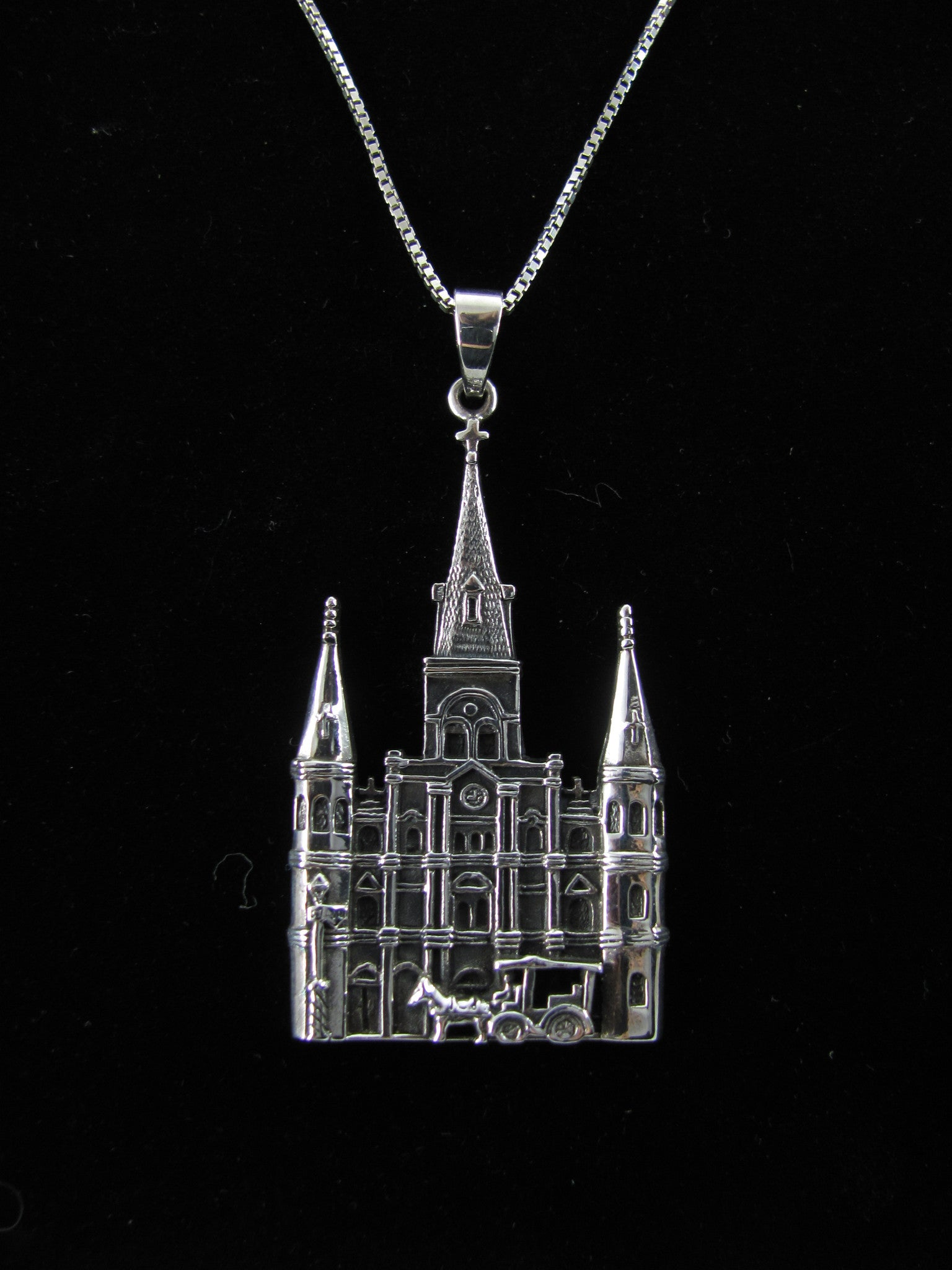 St. Louis Cathedral Pendant