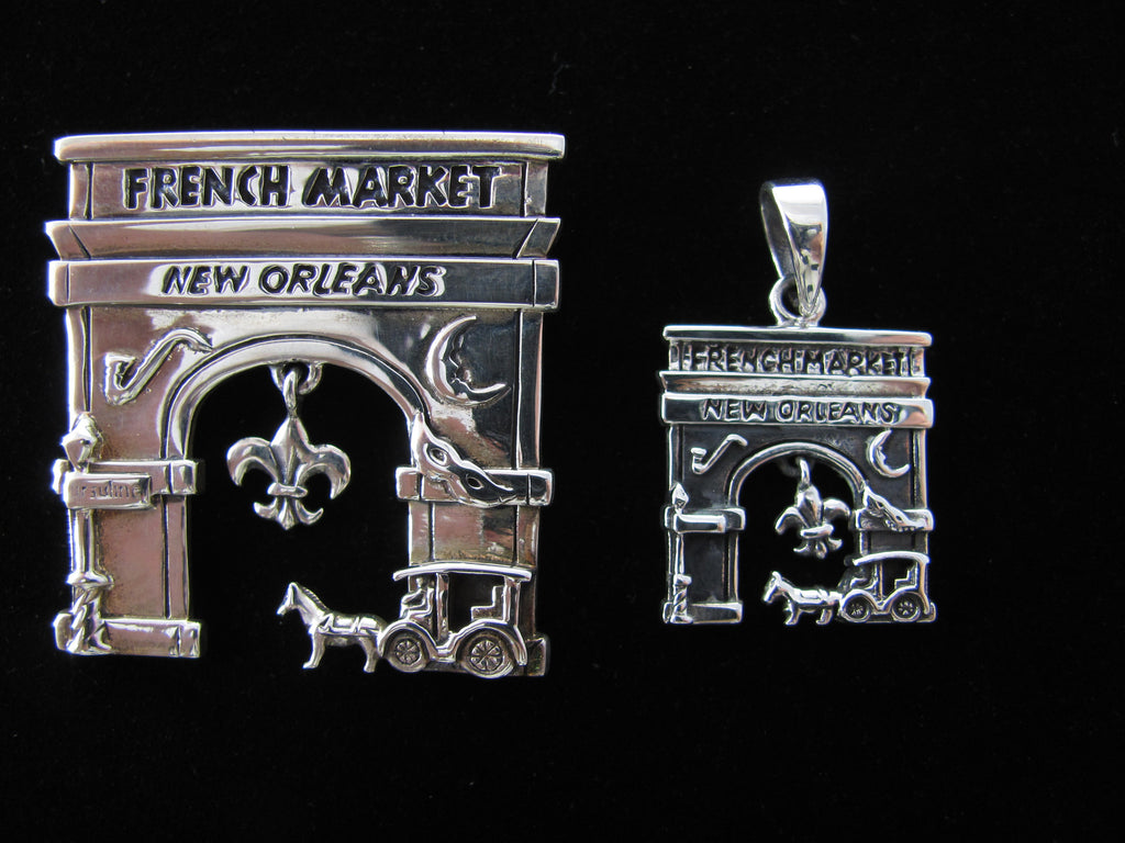 French market pendant