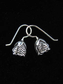 Mexican Tulip earrings