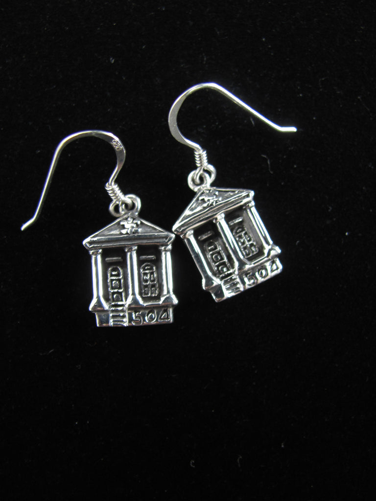 504 Shotgun House Earrings