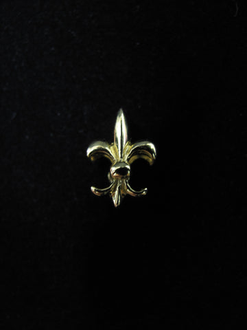 TP Fleur de Lis bead (Gold colored)