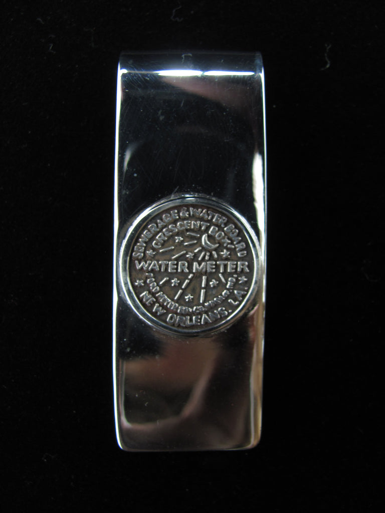 Water Meter Money Clip - Large