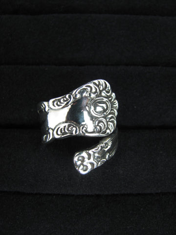 Isabel's Spoon Ring