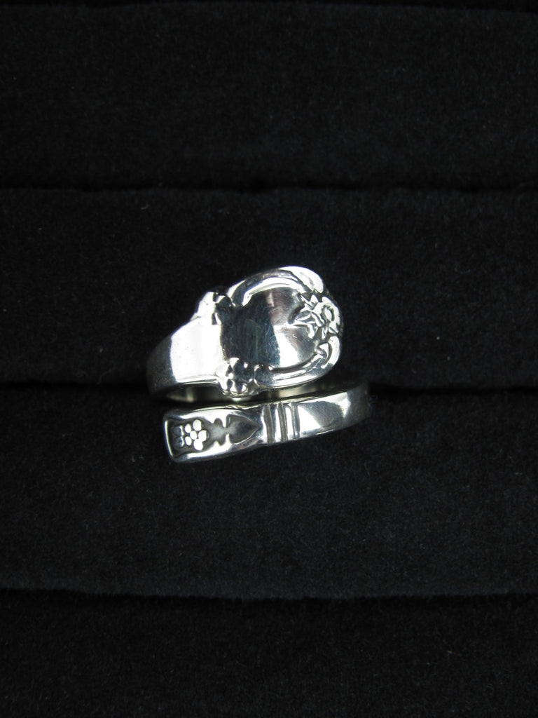 Leslie's Spoon Ring