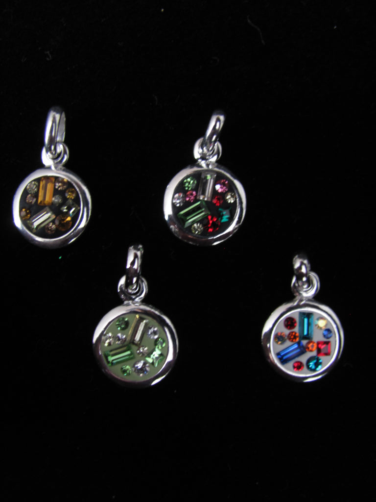 Candy Collection Small circle pendant