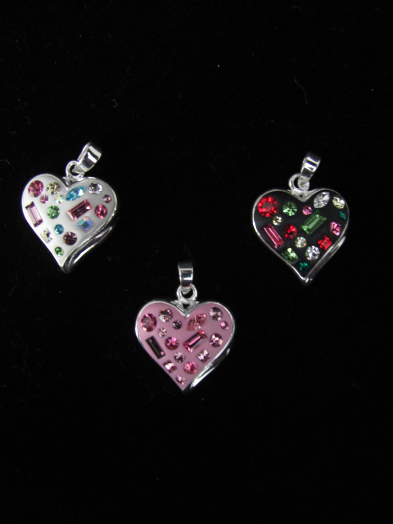Candy Collection Heart Pendant
