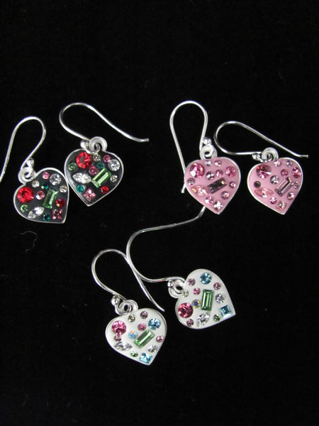 Candy Collection Small Heart Dangles